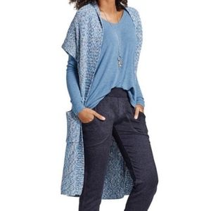 CABi Napa Vest Long Cardigan Sweater #3165